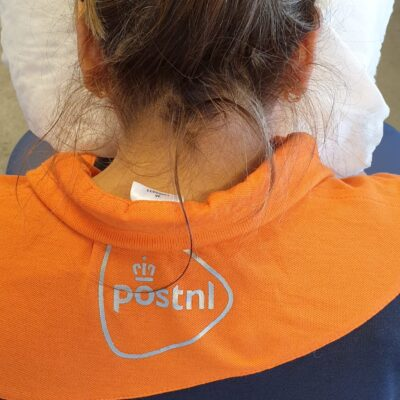 Stoelmassage bij PostNL