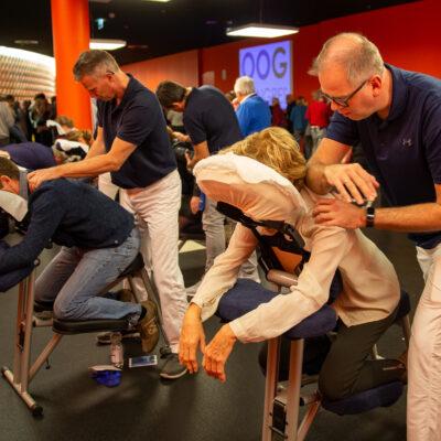 Stoelmassage | Oogcongres