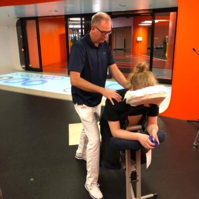 Stoelmassage | Evenement Oogfonds